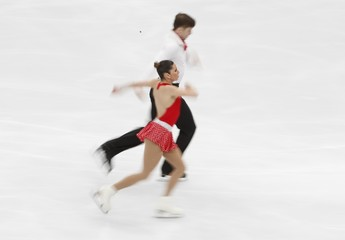 Figure Skating - ISU European Championships 2018 - Pairs Short Program