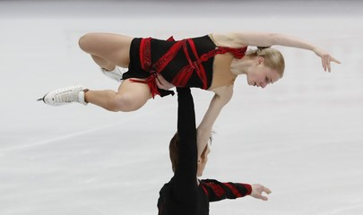 Figure Skating - ISU European Championships 2018 - Pairs Short Program