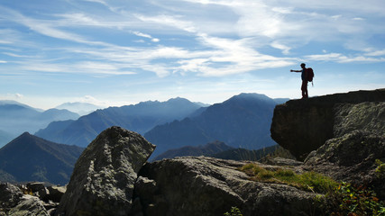 Alta valle Brembana trekking estivo