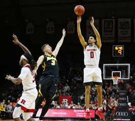 NCAA Basketball: Iowa at Rutgers