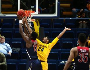 NCAA Basketball: Arizona at California