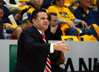 NCAA Basketball: Arizona at California