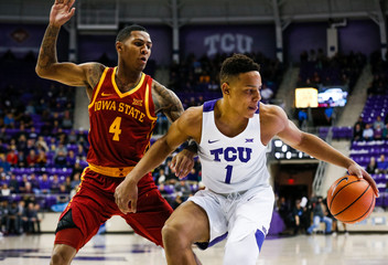 NCAA Basketball: Iowa State at Texas Christian