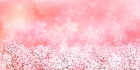 桜 春 風景 背景