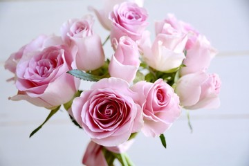 Rosa Rosenstrauß - Romantik