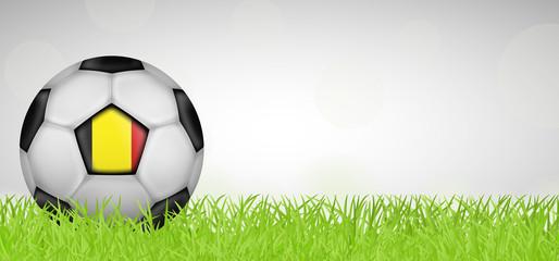 Fußballwiese - Fußball Belgien