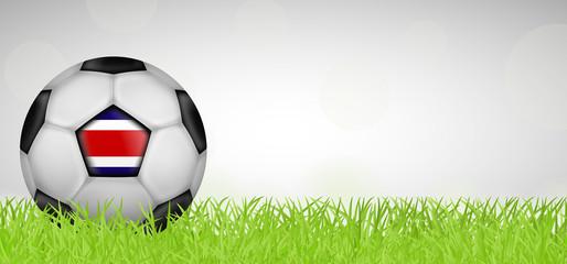 Fußballwiese - Fußball Costa Rica