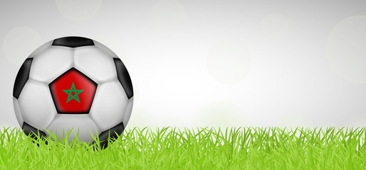 Fußballwiese - Fußball Marokko