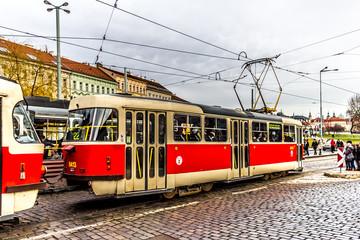 Prague City during Christmas