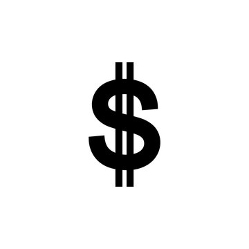 dollar sign icon. Element of money symbol icon. Premium quality graphic design icon. Baby Signs, outline symbols collection icon for websites, web design, mobile app