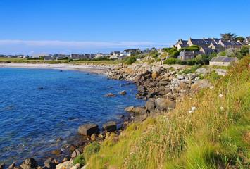 Porspoder in der Bretagne, Finistere in Frankreich - Porspoder in Finistere in Brittany