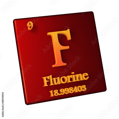 Fluorine chemical element number 9 of the periodic table of the fluorine chemical element number 9 of the periodic table of the elements urtaz Gallery