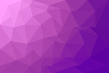 colorful and modern low-polygon abstract background