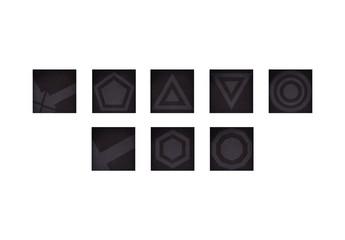 Geometric Photo Overlay Set for Social Media 1