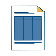 document page icon
