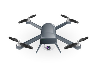 Design of drone copter vector