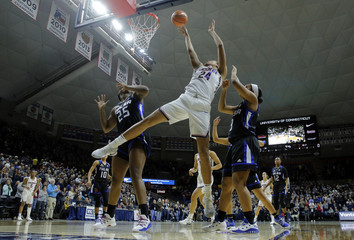 NCAA Womens Basketball: Tulsa at Connecticut