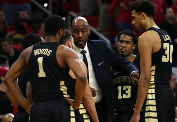 NCAA Basketball: Wake Forest at North Carolina State