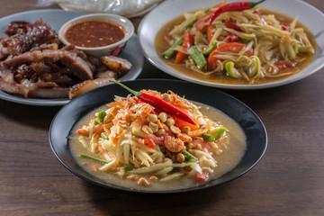 Northeastern Thai Recipes.