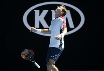 Tennis - Australian Open - Margaret Court Arena, Melbourne, Australia