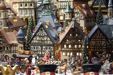 Christmas Market in Nuernberg, Germany