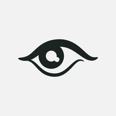 Beautiful Logo Eye