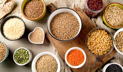 grain food Wall mural