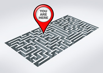 Nel labirinto senza uscita