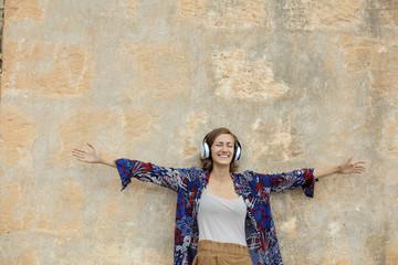 Happiness through music