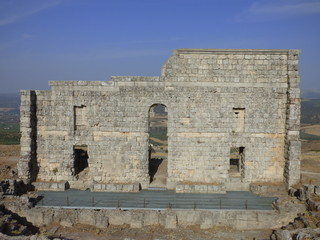 Acinipo es un yacimiento arqueológico ubicado en la Serranía de Ronda  en Malaga (Andalucia,España)