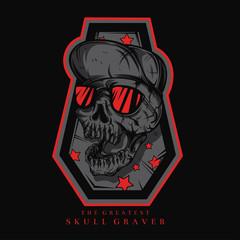 Skull Graver