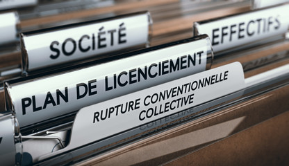 RCC, Rupture Conventionnelle Collective