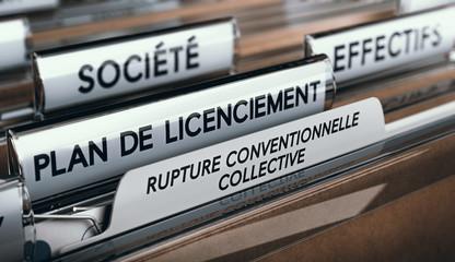 RCC, Rupture Conventionnelle Collective