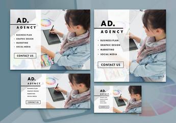 Ad Agency Social Media Posts Set 2