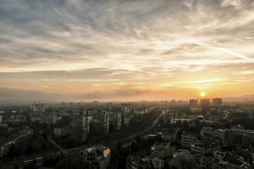 Cityscape of Varna