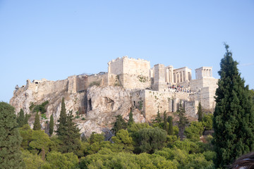 Athens - Acropoli