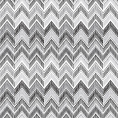 Abstract geometric seamless pattern. Fabric doodle zig zag line texture
