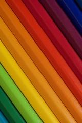 school pencils macro