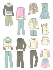 Clothes for teen girls