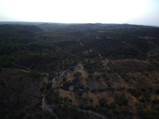 Dolmenes de Huelva en El Pozuelo (Zalamea la Real, Andalucia,España)