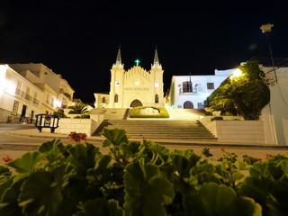 Alhaurín el Grande, pueblo de Málaga, en la comunidad autónoma de Andalucía (España) situado en el Valle del Guadalhorce y perteneciente a Coín.