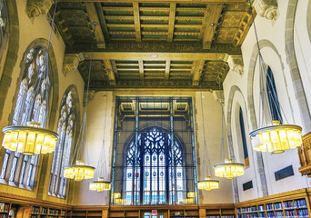 Goldman Law Library Yale University New Haven Connecticut