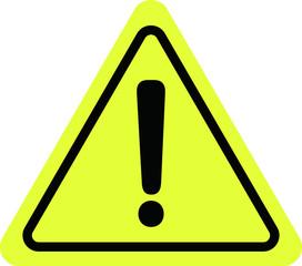 yellow warning mark.eps