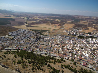 Teba,villa y municipio de la provincia de Málaga, en la comunidad autónoma de Andalucía, España,situado  en la comarca de Guadalteba y dentro del partido judicial de Antequera