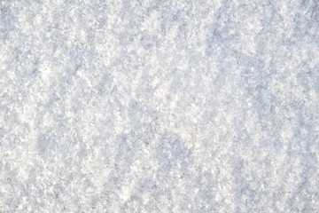 Fresh snow background