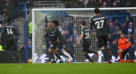 Premier League - Brighton & Hove Albion vs Chelsea
