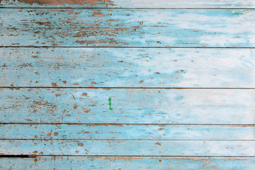 Background: Old, wooden board with blue, green and brown color :)