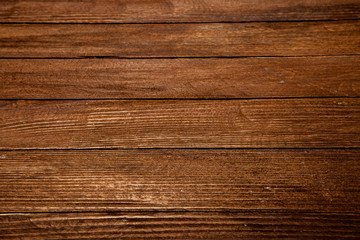 Dark Wooden Texture. Wood Brown Texture. Background Old Panels. Retro Wooden  Table.