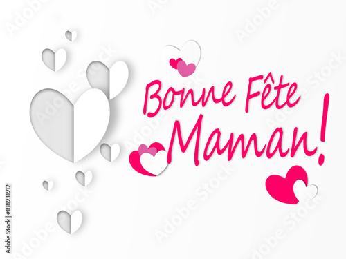 Joyeuse Fête des mères ! - bonne fête maman ! - Fête des mères ...