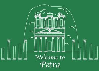 the petra jordan
